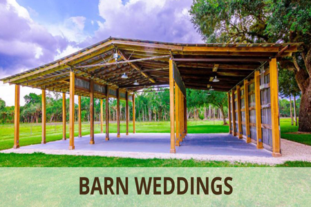 Barn Weddings | Immokalee | Southwest Florida | Fort Myers | Naples