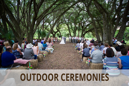 Wedding Venue | Outdoor Ceremony | Barn Wedding | Immokalee | Southwest Florida | Fort Myers | Naples